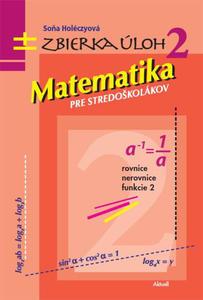 Obrázok Matematika pre stredoškolákov Zbierka úloh 2