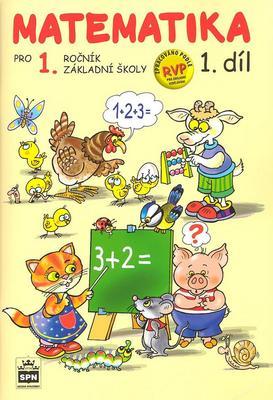 Obrázok Matematika pro 1 ročník základní školy 1.díl