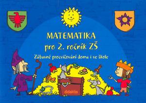 Obrázok Matematika pro 2.ročník ZŠ