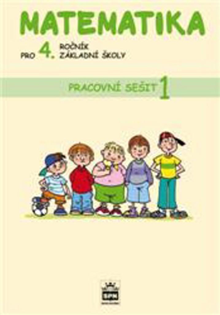 Matematika pro 4. ročník základní školy - Ladislava Eiblová, M. Ausbergerová