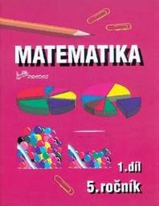 Obrázok Matematika pro 5. ročník