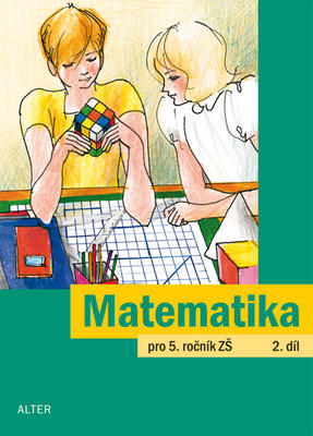 Obrázok Matematika pro 5. ročník ZŠ 2.díl