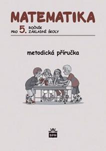 Obrázok Matematika pro 5. ročník ZŠ Metodická příručka