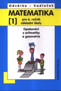 Obrázok Matematika 1 pro 6. ročník základní školy