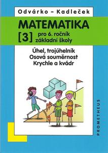 Obrázok Matematika pro 6.r.ZŠ,3.díl