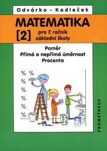 Obrázok Matematika pro 7.roč.ZŠ,2.díl