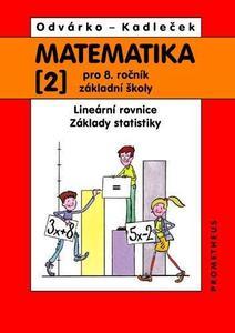 Obrázok Matematika 2 pro 8. ročník základní školy