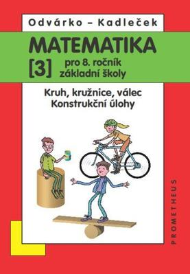 Obrázok Matematika 3 pro 8. ročník základní školy