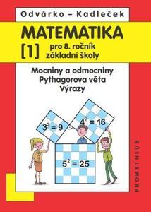 Obrázok Matematika 1 pro 8. ročník základní školy