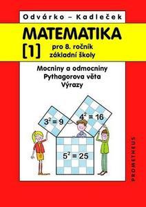 Obrázok Matematika pro 8.r.ZŠ, 1.díl