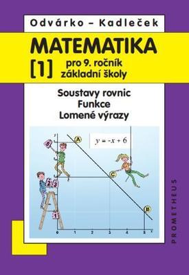 Obrázok Matematika 1 pro 9. ročník základní školy