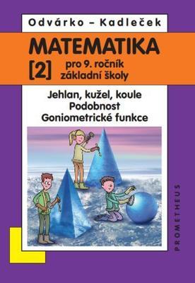 Obrázok Matematika 2 pro 9. ročník základní školy