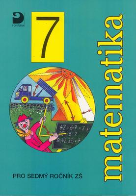Obrázok Matematika pro sedmý ročník ZŠ