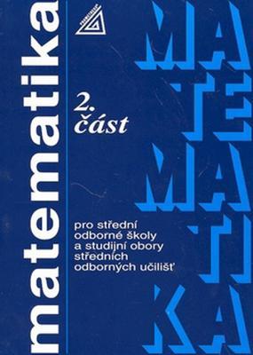 Obrázok Matematika pro SOŠ a studijní obory SOU 2.část