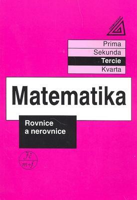 Obrázok Matematika Rovnice a nerovnice