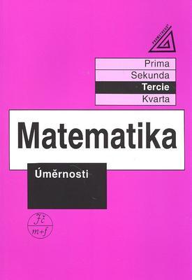 Obrázok Matematika Úměrnosti