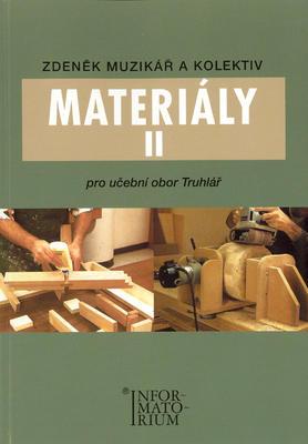 Obrázok Materiály II pro učební obor truhlář