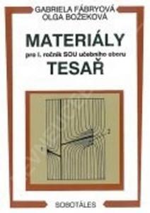 Obrázok Materiály pro 1. ročník SOU obor tesař