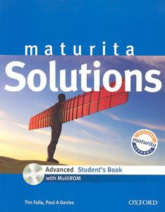 Obrázok Maturita Solutions Advanced Student's Book