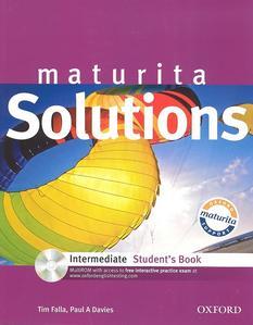 Obrázok Maturita Solutions Intermediate Student's Book
