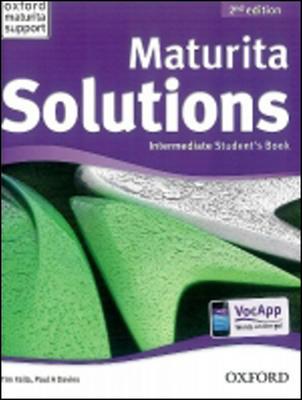Obrázok Maturita Solutions Intermediate Student´s Book Czech Edition (2nd Edition)