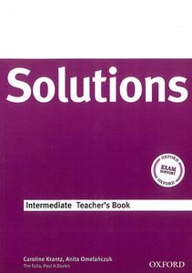 Obrázok Maturita Solutions Intermediate Teacher's Book