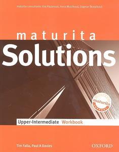 Obrázok Maturita Solutions Upper-Intermediate Workbook
