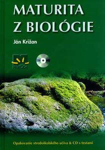 Obrázok Maturita z biológie+CD