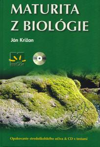 Obrázok Maturita z biológie + CD