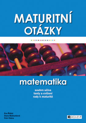Obrázok Maturitní otázky Matematika