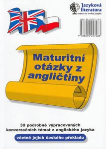 Obrázok Maturitní otázky z angličtiny
