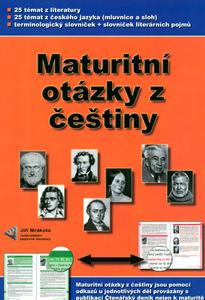 Obrázok Maturitní otázky z češtiny
