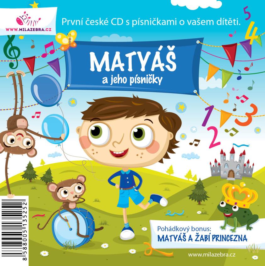 Matyáš a jeho písničky
