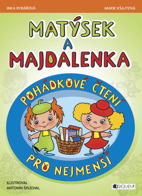Obrázok Matýsek a Majdalenka Pohádkové čtení pro nejmenší