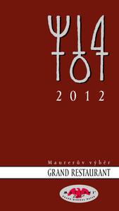 Obrázok Maurerův Výběr Grand Restaurant 2012