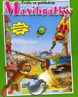 Obrázok Maxihrátky Cesta za pokladem