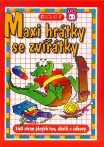 Obrázok Maxi hrátky se zvířátky