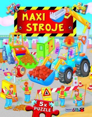 Obrázok Maxi stroje