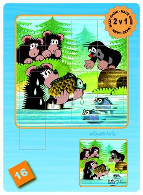 Obrázok Maze Game Krtek