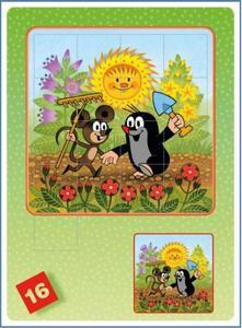 Obrázok Maze game Krtek a myška