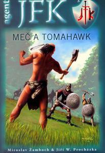 Obrázok Meč a tomahawk