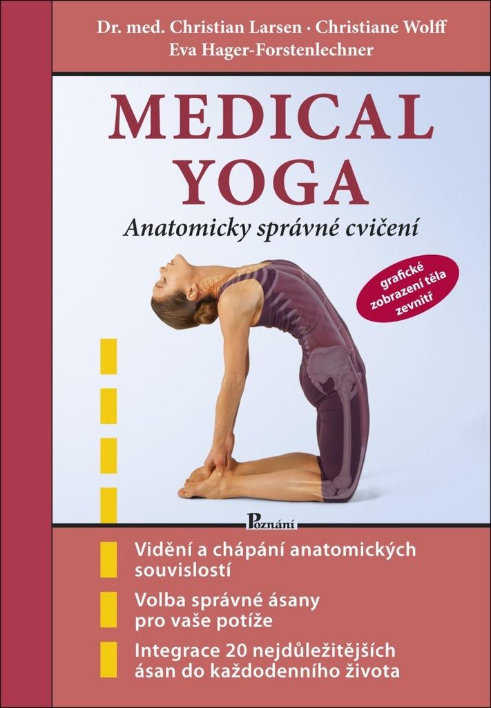 Medical yoga - Eva Hager-Forstenlechner, Christian Larsen, Christoph Wolff
