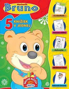 Obrázok Medvedík Bruno