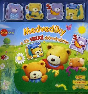 Obrázok Medvedíky a ich veľké dobrodružstvo
