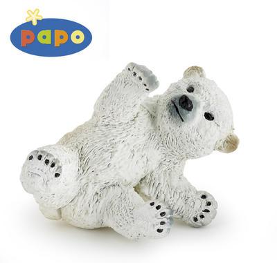 Obrázok Medvěd lední mládě hrající