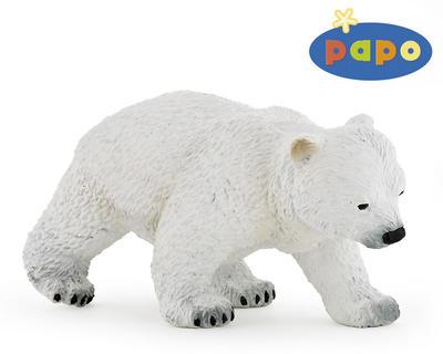 Obrázok Medvěd lední mládě chodící