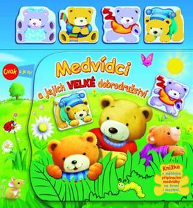 Obrázok Medvídci a jejich velké dobrodružství