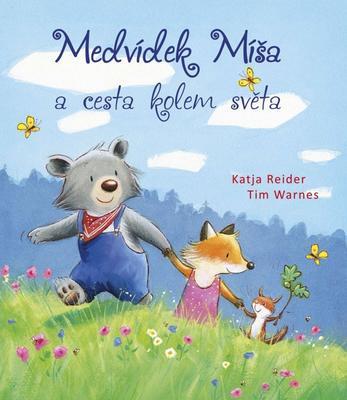 Obrázok Medvídek Míša a cesta kolem světa