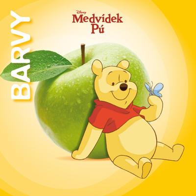 Obrázok Medvídek Pú Barvy