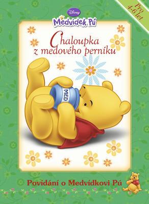 Obrázok Medvídek Pú Chaloupka z medového perníku